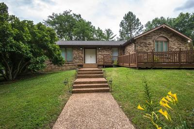 Nashville Single Family Home Active - Showing: 7915 Hooten Hows Rd