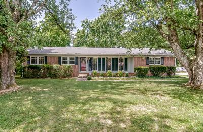 Murfreesboro Single Family Home Active - Showing: 306 Ridgecrest Dr