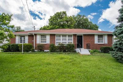 Nashville Single Family Home Active - Showing: 5133 Raywood Ln