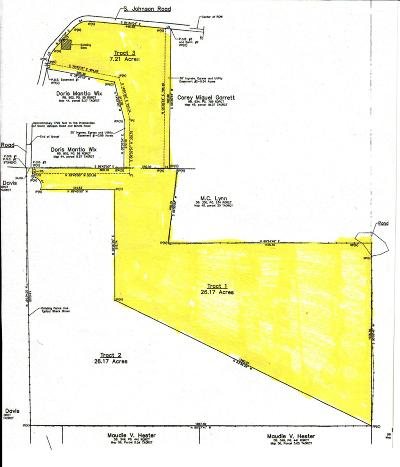 Robertson County Residential Lots & Land For Sale: S Johnson Road