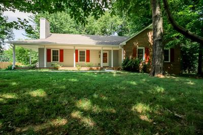 Clarksville Single Family Home Active - Showing: 3356 Ashley Ct
