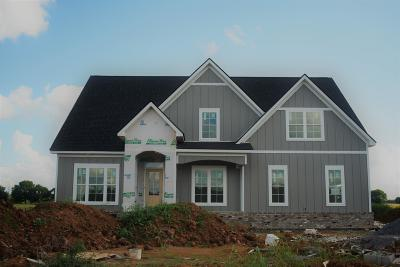 Murfreesboro Single Family Home Active - Showing: 1600 North Side Dr - Lot 18