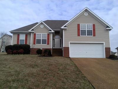 Thompsons Station  Rental For Rent: 2808 Lafayette Dr