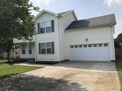 Clarksville Single Family Home Active - Showing: 1964 Whirlaway Cir