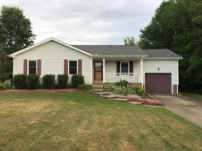 Clarksville Single Family Home Active - Showing: 415 Woodale Dr