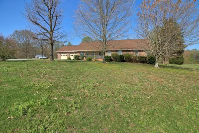 Single Family Home For Sale: 5842 Fred Perry Rd