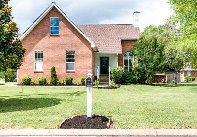 Mount Juliet TN Single Family Home Active - Showing: $274,900