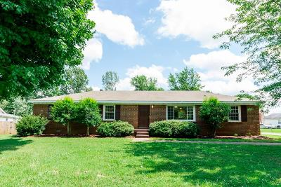 Clarksville Single Family Home Active - Showing: 224 Sewell Dr
