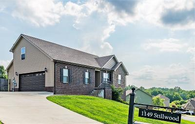 Clarksville TN Single Family Home Active - Showing: $185,900