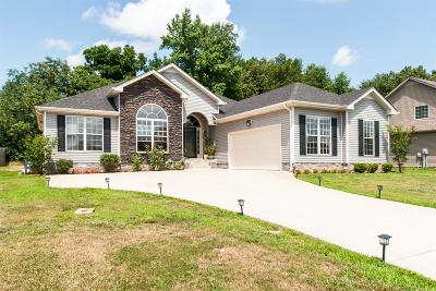 Clarksville Single Family Home Active - Showing: 1160 Freedom Dr