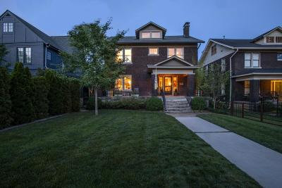 Nashville Single Family Home Active - Showing: 2706 Belmont Blvd