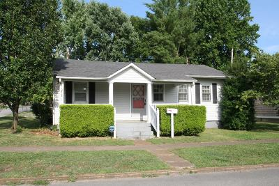 Old Hickory Single Family Home Under Contract - Showing: 1101 Cleves St