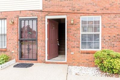 Clarksville Condo/Townhouse For Sale: 284 Raleigh Dr Apt B