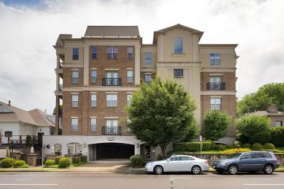 Nashville Condo/Townhouse Active - Showing: 1010 S 16 Avenue South #204