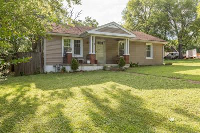 Nashville Single Family Home Active - Showing: 2616 Woodyhill Dr
