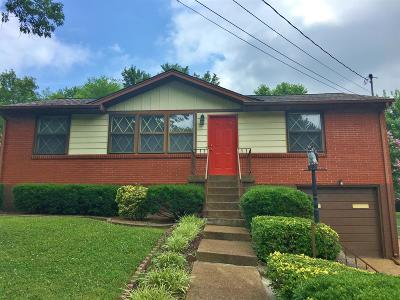 Nashville Single Family Home Active - Showing: 240 Willow Ln