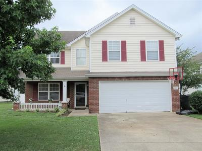 Murfreesboro Single Family Home Active - Showing: 1331 Chopin Ct S