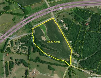 Thompsons Station  Residential Lots & Land For Sale: Fry Rd