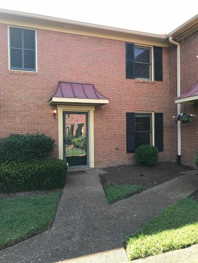 Davidson County Condo/Townhouse Active - Showing: 329 Westfield Drive