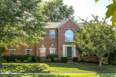 Williamson County Single Family Home Active - Showing: 107 Turnberry Dr.