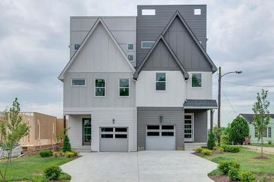Nashville TN Single Family Home Active - Showing: $465,000