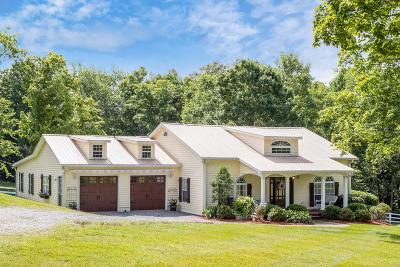 Williamson County Single Family Home For Sale: 7356 Spencer Mill Rd
