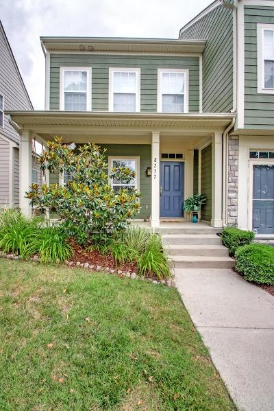 Davidson County Condo/Townhouse Active - Showing: 8252 Persia Way #514