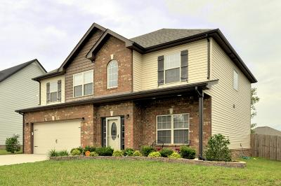 Clarksville TN Single Family Home Active - Showing: $235,000
