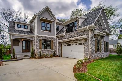 Davidson County Single Family Home Active - Showing: 4111 B Lone Oak Rd