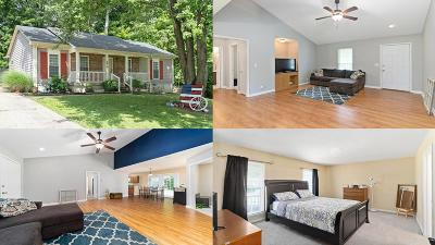 Clarksville TN Single Family Home Active - Showing: $112,000