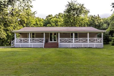 Marshall County Single Family Home Under Contract - Not Showing: 4658 Cook Ln