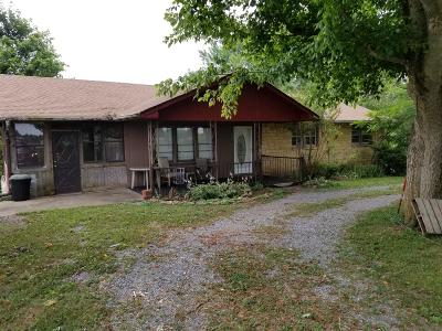 White Bluff Single Family Home For Sale: 1520 Taylor Town Rd