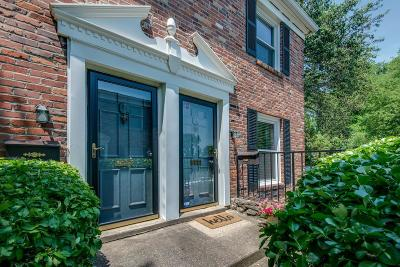 Condo/Townhouse Under Contract - Not Showing: 5025 Hillsboro Pike Apt 22m