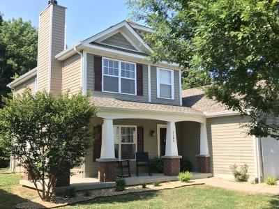 Mount Juliet Single Family Home Under Contract - Showing: 3149 Aidan Ln