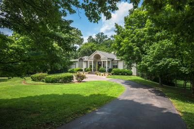 Belle Meade Single Family Home For Sale: 309 Westview Ave