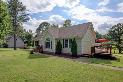 Dover Single Family Home For Sale: 304 Crow Rd