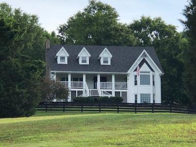 Franklin Single Family Home For Sale: 1790 Pleasant Hill Rd