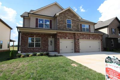 Clarksville Single Family Home For Sale: 121 Summerfield