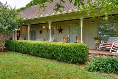 Marshall County Single Family Home For Sale: 3337 Verona Caney Rd