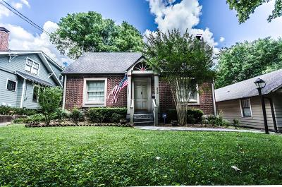 Nashville Single Family Home For Sale: 310 Greenway Av