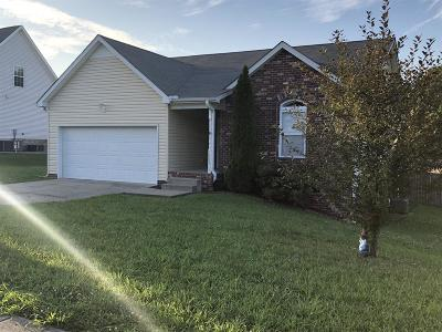 Williamson County Single Family Home Under Contract - Showing: 7403 Libby Ln