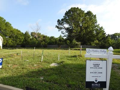 Franklin Residential Lots & Land For Sale: 422 Dragonfly Ct Lot 11