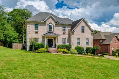 Nolensville Single Family Home Under Contract - Showing: 1819 Turner Dr