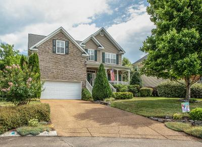 Thompsons Station Single Family Home For Sale: 1321 Saybrook Crossing