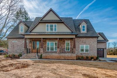 Murfreesboro Single Family Home Under Contract - Showing: 1228 Compton Road