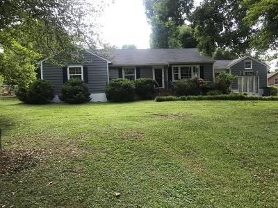 Columbia Single Family Home For Sale: 211 Haven Cir