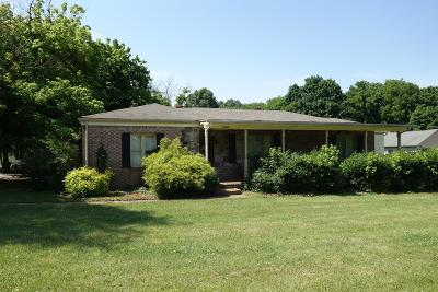 Wilson County Single Family Home Under Contract - Showing: 440 Posey Hill Rd
