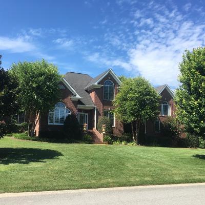 Gallatin Single Family Home For Sale: 2109 Rodman Blvd