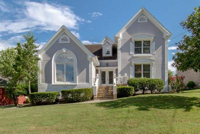 Single Family Home For Sale: 106 N Governors Cv