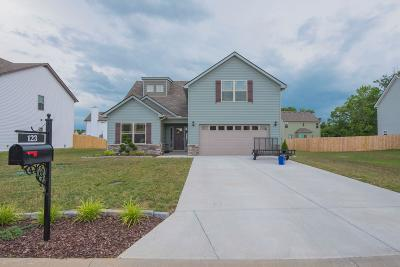 Rutherford County Single Family Home Under Contract - Not Showing: 123 Farmbrook Ct